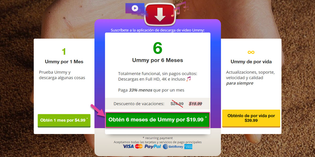 guia como descargar videos youtube gratis sin programas savefrom