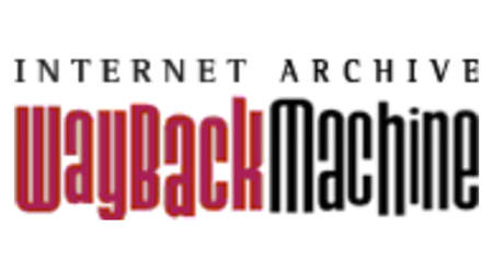 buscadores de internet alternativos archive wayback machine