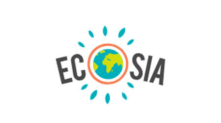 buscadores de internet alternativos ecosia