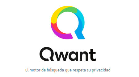 buscadores de internet alternativos qwant